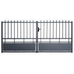 portail aluminium Bristol