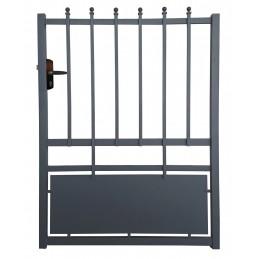 portillon aluminium Bristol