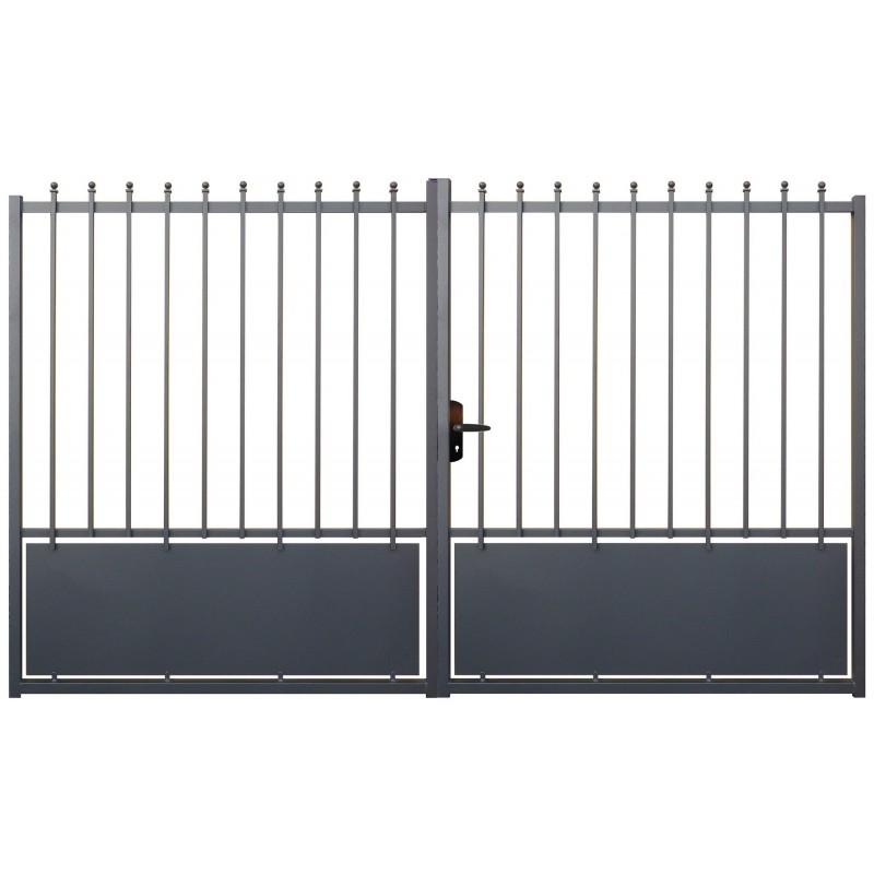 portail Crête 3m