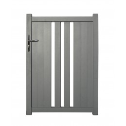 portillon Nottingham 1m gris