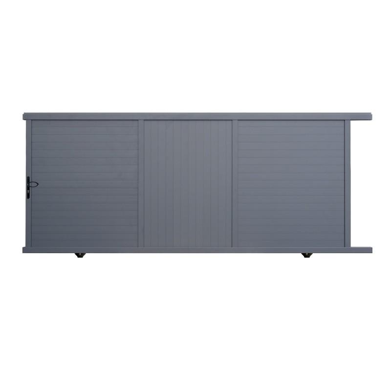SLP180 gris 4.08m