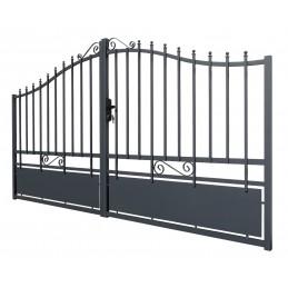 portail aluminium glasgow3m